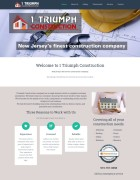Web site for construction comapny