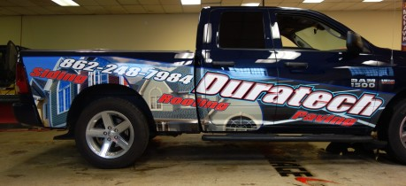 Duratech Partial Wrap
