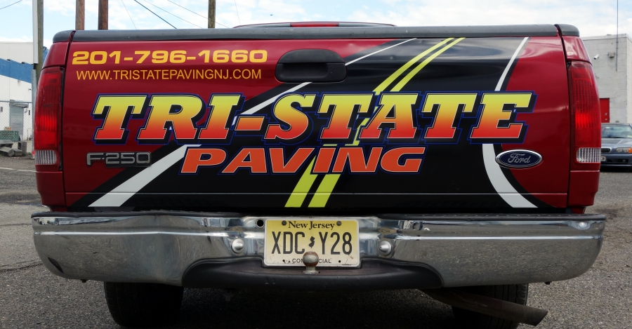TRi State Paving back