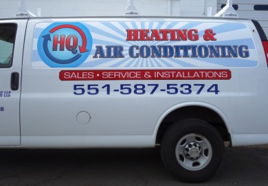 Nj Vehicle Wraps Wrap Design Installation Vans Truck