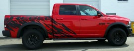 Dodge Rebel custom graphics