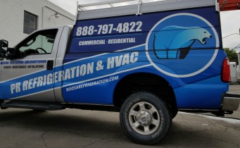 PR Refrigeration partial wrap
