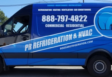Sprinter wrap PR Refrigeration