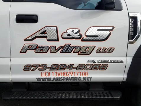 a & s paving