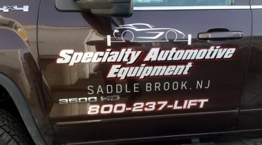 Specialty Automotive