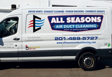 All Seasons vent cleaning
