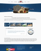 Website for GI Construction Co.