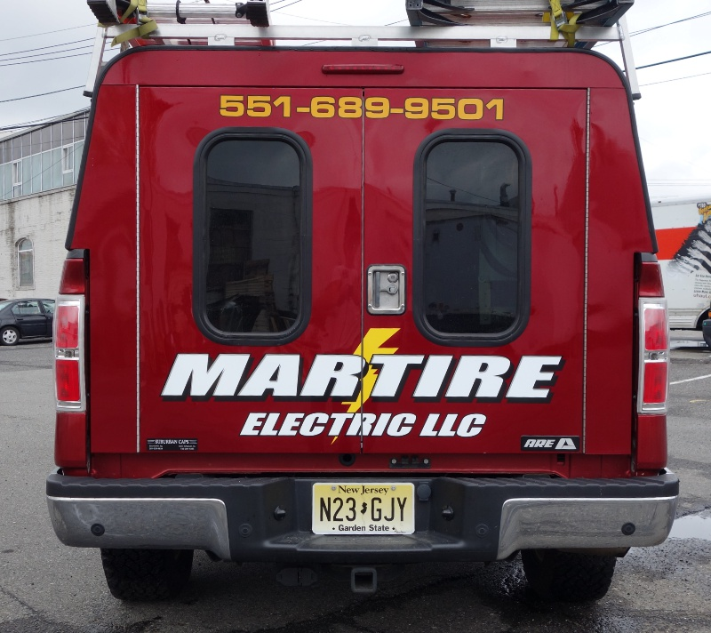 martire electric back